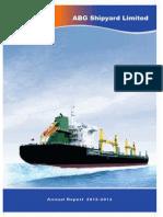 ABG Annual Report 2012-13
