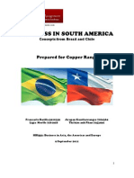 Conducting Business in Chile and Brazil FINAL
