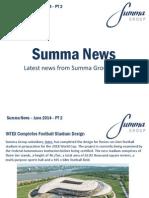 Summa Group News - June 2014 - Part 2