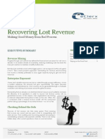 EClerx FS Whitepaper Recovering Lost Revenue Distro (1)