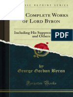The Complete Works of Lord Byron 1000492110