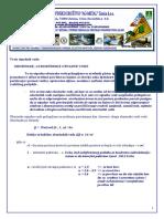Proracun -Dimenzioniranje protoka otpadnih oborinskih voda sa uredjenih povrsina