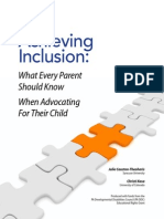 Achieving Inclusion for Web
