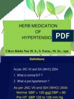 Cam - Herb Medication (Part2)