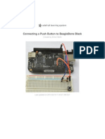 Connecting a Push Button to Beaglebone Black