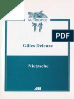 Gilles Deleuze Nietzsche ALL (2002)
