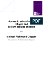 Access to Education for Refugee & Asylum Seeking Children 04