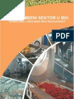 Tehnoloski i okolinski nivo razvijenosti prehrambenog sektora u BiH