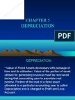 Chapter 5 Depreciation