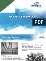 Products Portfolio