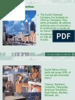 Euclid - México (Adicitvos Químicos)