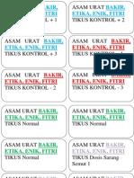 Label Kandang Rame2
