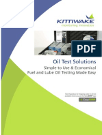 KITTIWAKE MA-K27468-KW Oil Test Solutions Iss 10 Single Pages Small