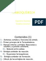 Ejemplos de Termoquimica