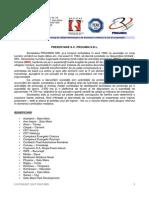 Catalog Proumin