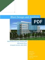 Blast Design and Analysis