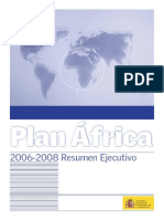 planafrica (resumen ejecutivo)