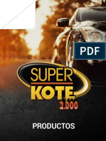 Superkote 2000 Catalogo Mdm