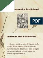 Literatura Oral e Tradicional 1