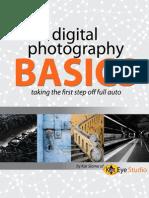 Digital Photography Basics eBook