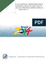 A Capacidade Do Sistema Aeroportuário Para o Ano 2014