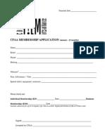 CFAA Applications