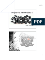 01 - Historia Da Informatica e Hardware