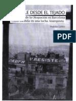La Calle Desde El Tejado. Valoración de La Okupación en Barcelona Como Medida en La Lucha Anarquista (Pedrito Liebre)