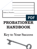 Connecticut - Probationer's Handbook