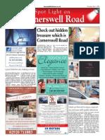 Cornerswell Road