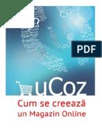 Magazin Online-Manual de Utilizare