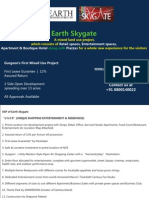 About Earth Skygate 8800140022 sector 88, Dwarka Expressway Gurgaon