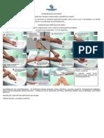 Banner - Higienização Das Mãos
