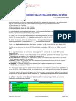 Nuevas Versiones ISO 27001 e 27002