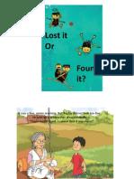 Lost It or Found It - Aarti Srinivasan