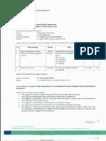 Surat Dukungan Distributor