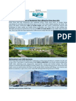 Features and Specifications of Residential Flats in Greater Noida