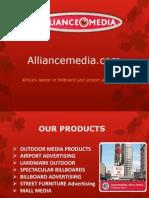 Billboard And Airport Advertising | Alliancemedia.com
