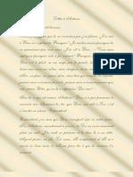 """Lettre à Antoine et poésie"""" Il y a de ces jours"""""""