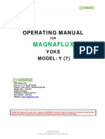 Manual for Y7- YOKE