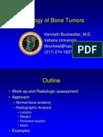 Tumor Tulang - Kenneth Bucwalter, Indiana University (PP)