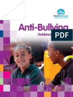 054. Anti Bullying - Guidance for Schools