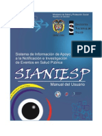 Manual Sianiesp 2014