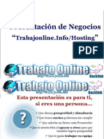 Trabajonline Info Hosting