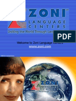 English Language centers