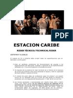 Rider - Estacion Caribe
