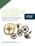 2013-1238  Modelo DFs 2013