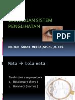 Gangguan Sistem Penglihatan