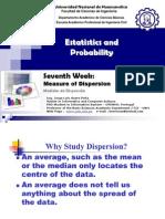 07 Statistics Week Med. Dispersion