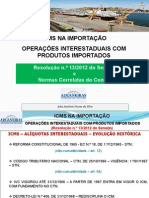 Icms Na Importacao Portos